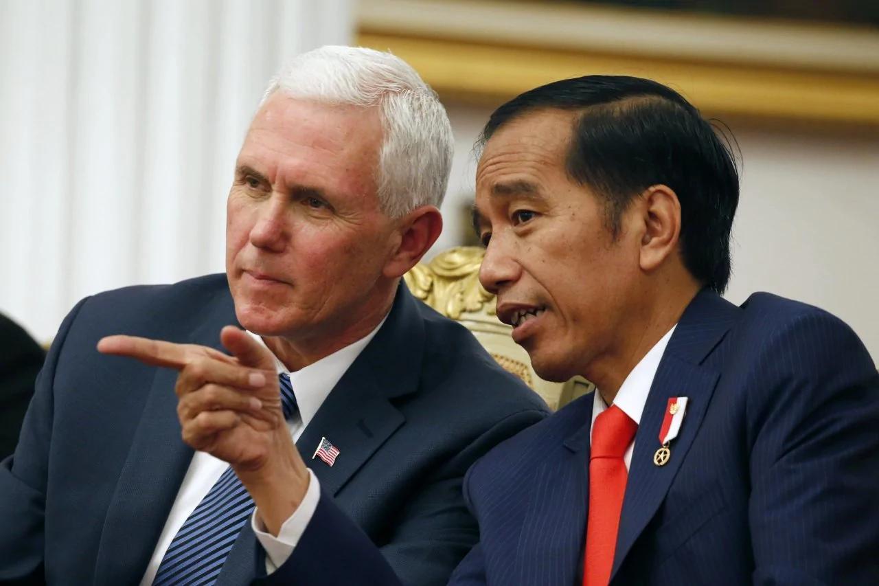 印尼总统佐科:对与美国商谈双边贸易协定持开放态度