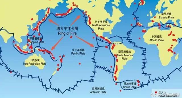 日本要消失?已远离中国向美国漂移6.4米
