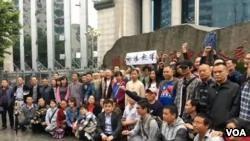 欧洲八律师团体致函中共关注709抓捕案