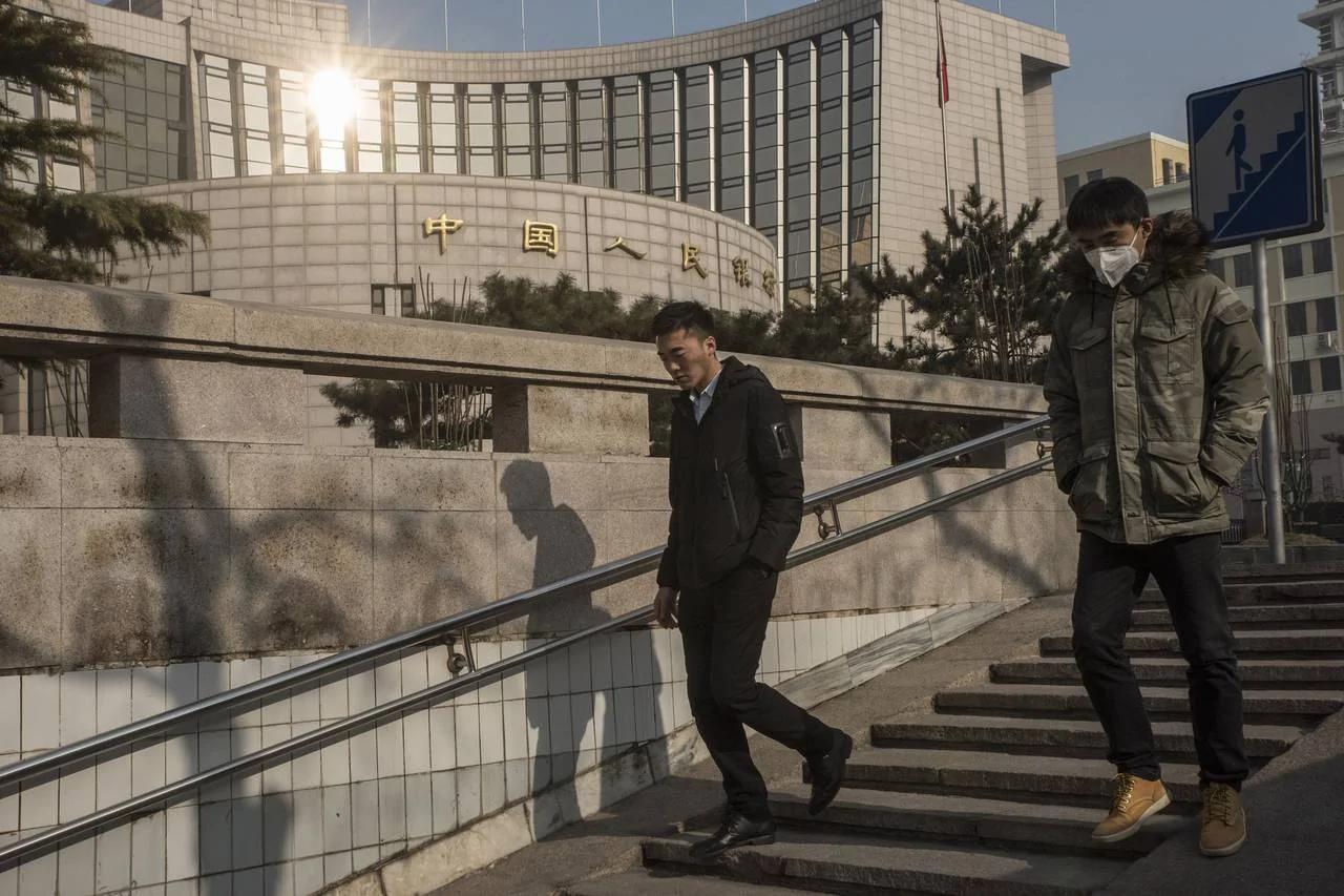 中国金融压力引发债市动荡