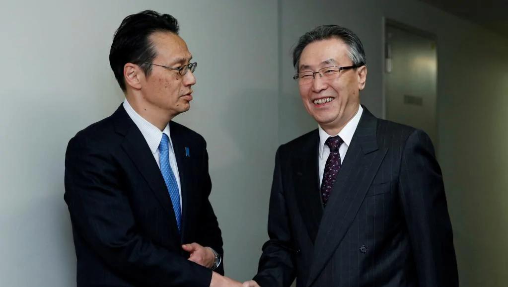 武大伟:日中就和平解决朝鲜问题的重要性达共识