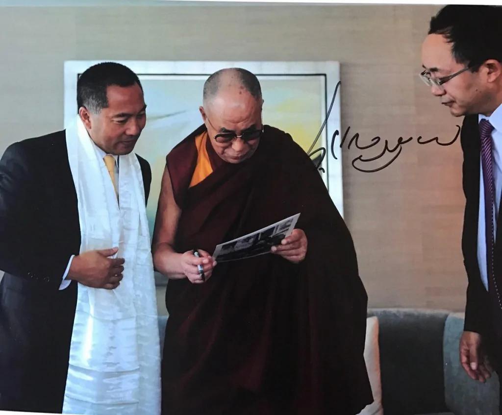 藏媒 郭文貴:「受國家最高領導人委託與達賴喇嘛見面」 郭是不是習近平特使?