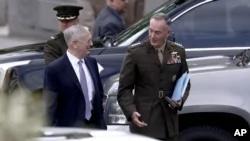 白宮向美國會兩院通報朝鮮威脅情況
