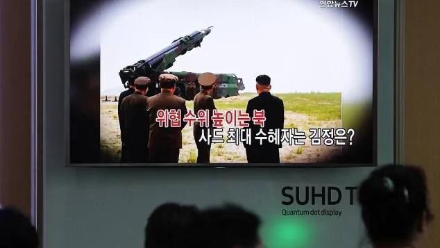 台媒:美軍開戰再創驚奇 金正恩會很快玩完