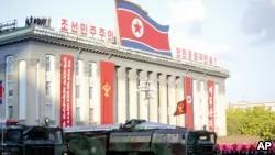 朝鲜周六试射导弹不久爆炸 川普发推:无视中国和习近平