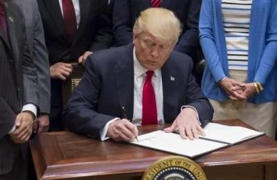 才说要重谈NAFTA 川普又威胁退出