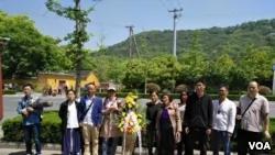 苏州阻止各地公民祭奠民主先驱林昭