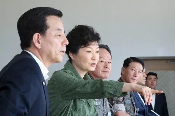 全部否认!朴槿惠初审不认一切罪状