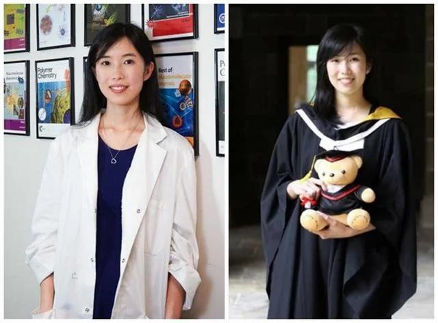 27岁华裔美女科学家被多国争抢 网友火了