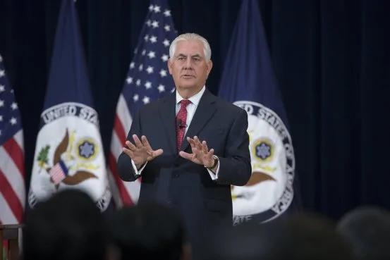 美国国务卿讲话显示美国外交政策优先性转变