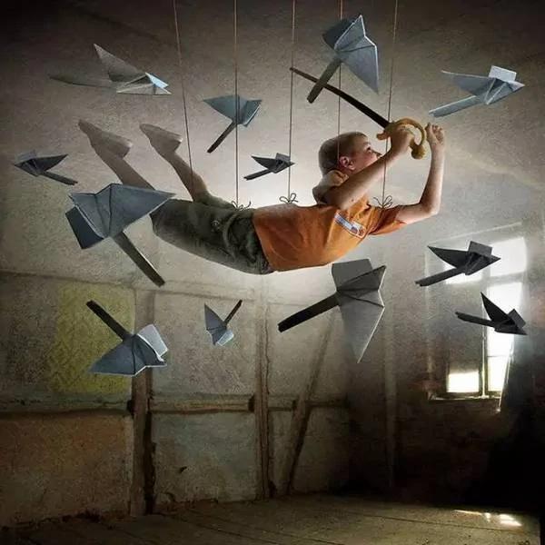 这三十张直戳人性的图片,刷爆了朋友圈 - 空山鸟语 - 月滿江南