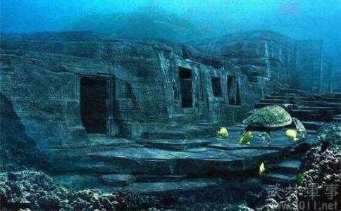 百慕大海底发现比埃及更古老的金字塔