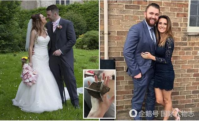 妻子嫌戒指小 丈夫做了半斤重石头戒指