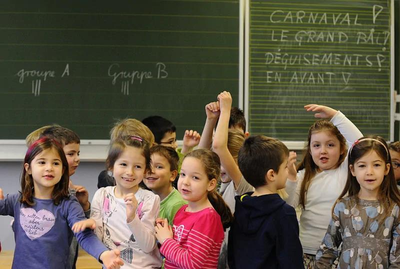 德国的强大 在小学教师的讲台上就决定了!