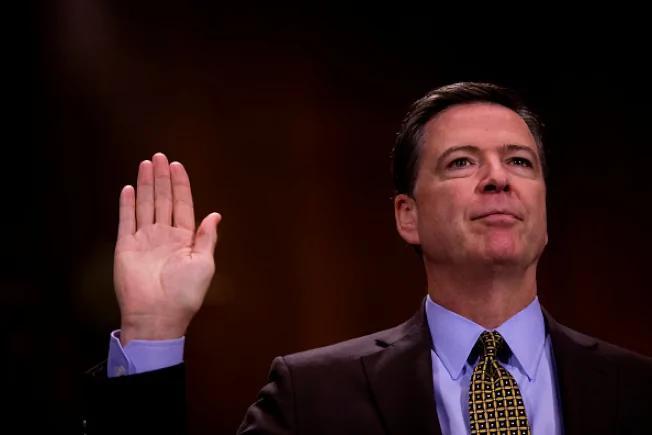 FBI前局长柯米:无人逼我停止调查