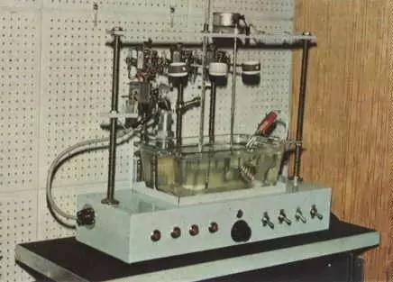 烫虾试验的装置