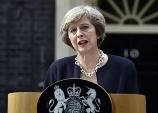 拒付千億歐元 英首相梅反指歐盟要承擔分手費