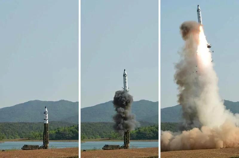 北韩将量产部署新飞弹 金正恩得意洋洋