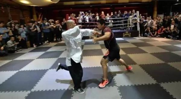 中国武术被MMA格斗打爆?叶问传人说话了…