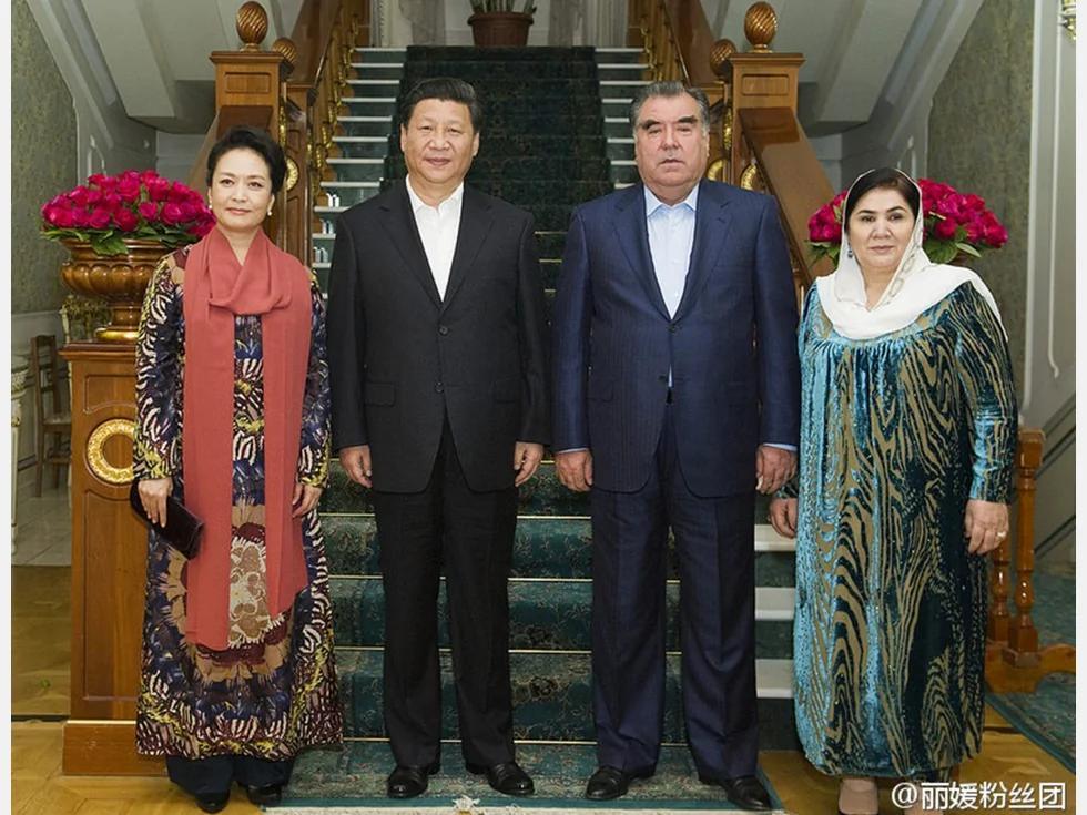 習近平做的?俄媒:中方向塔吉克提出領土要求