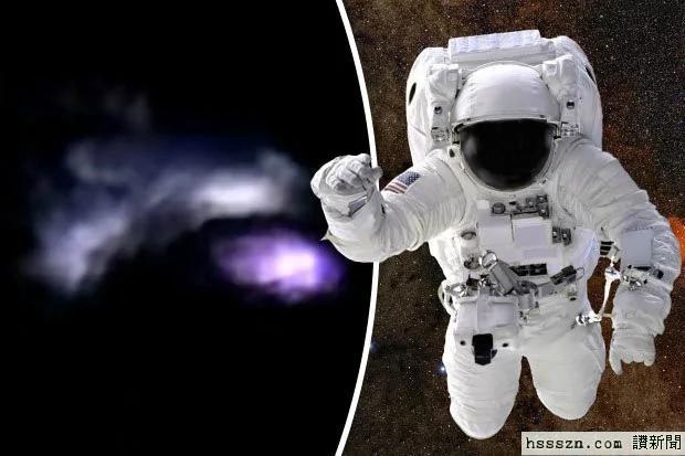外媒:太空人在太空看見「跳舞的精靈」 有影片為證!