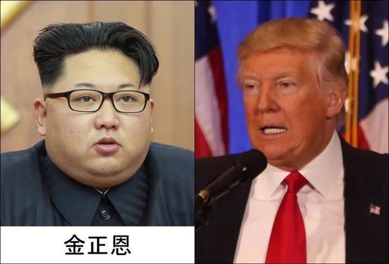 川普通话曝光 称金正恩核武狂人