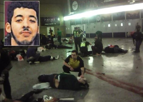 曼市恐攻凶嫌为利比亚难民后裔 读大学无毕业(图)
