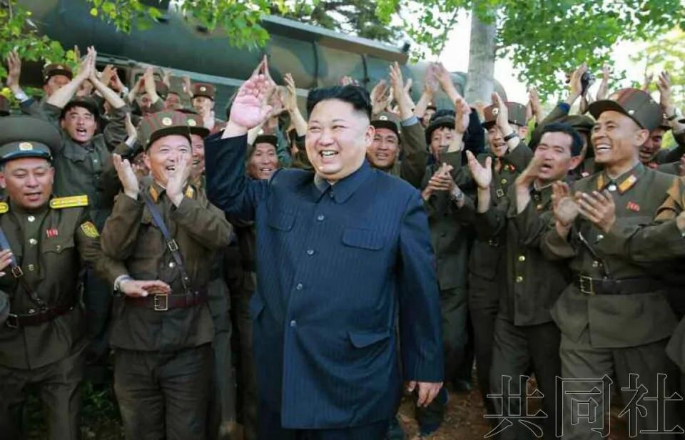 朝鲜夸大北极星2能力 造假宣传曝光