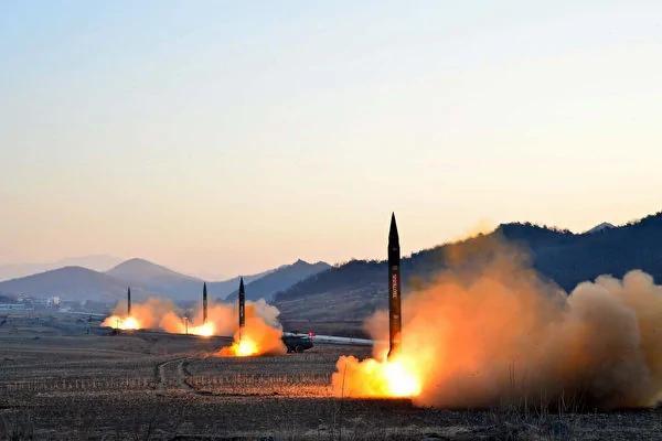 朝鲜高官:核武射程覆盖全中国 中共公然违反对朝制裁决议 中朝贸易不降反升