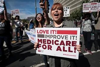加州新医保案闯第二关 年花4000亿 2000亿靠加税