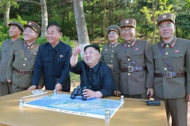 专家:美恐打北韩 不宣而战