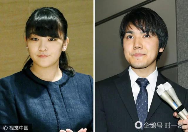 日本公主下嫁平民 男方月薪1.3万元 没房子