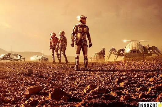 """外媒:前NASA员工爆料:""""1979年我看到人类在火星漫步!"""""""