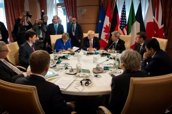 炮火一致!G7决定进一步施压北韩
