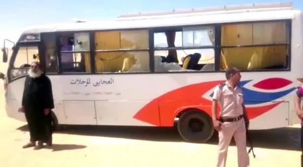 报复恐攻 埃及空袭狂炸利比亚恐怖份子基地