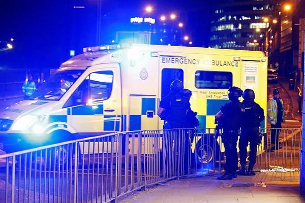 英国恐袭嫌犯作案前曾致电母亲 内容竟是….