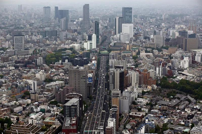 东京为什么不堵车?看完你会震惊!