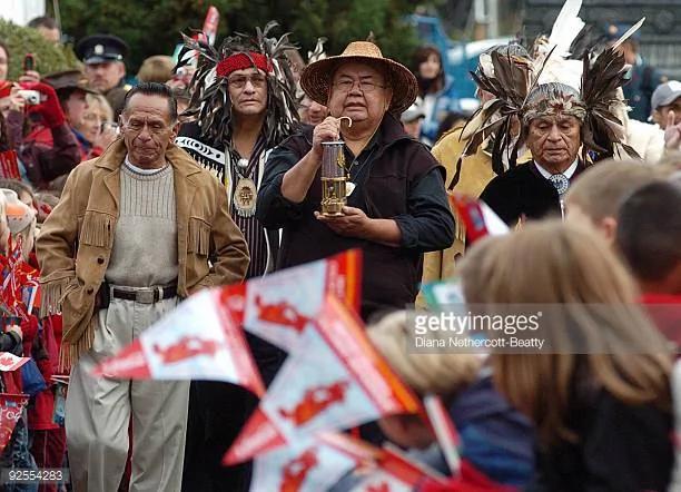 被加拿大抛弃的民族(一)