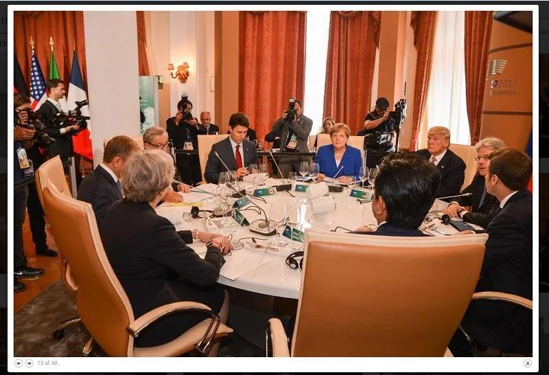 G7峰会声明斥责北韩称对俄制裁恐加重