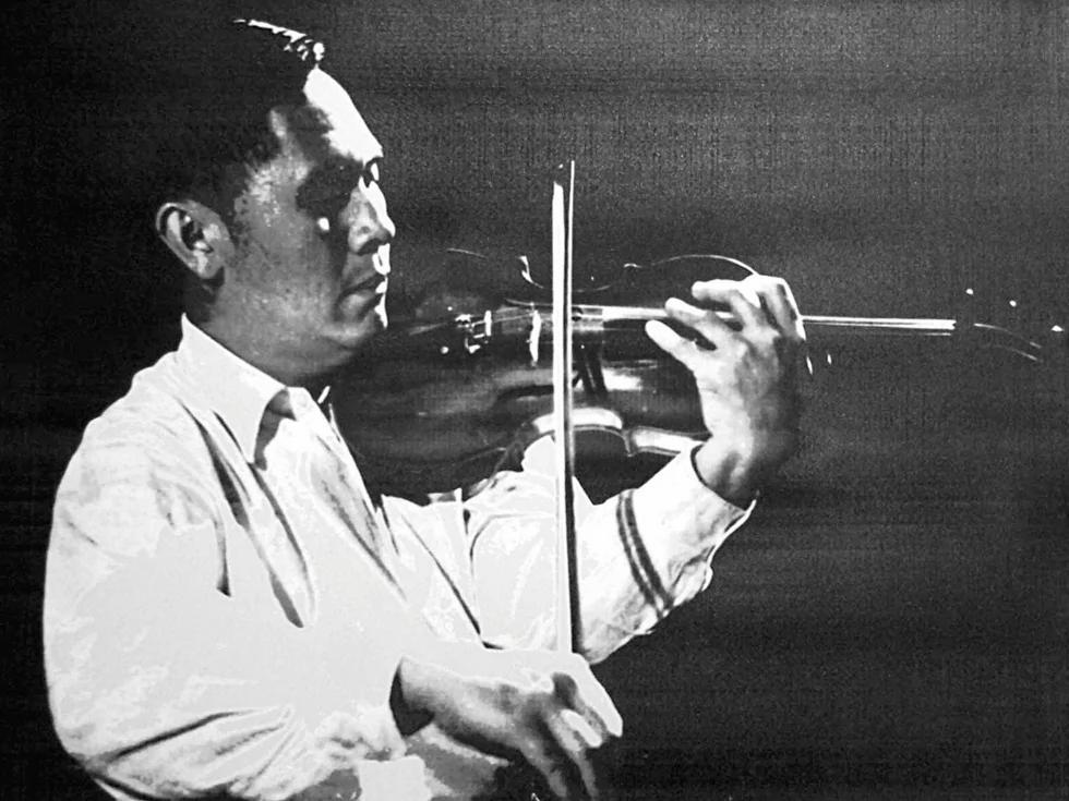 一家出逃株连九族:中国小提琴之王逃美真相