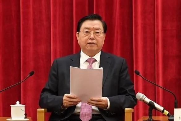 张德江要港府立法 落实北京控制权