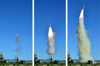 防空导弹试射成功 金正恩下令量产部署