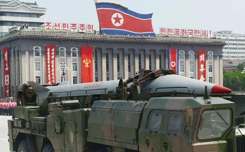 刚刚 朝鲜疑试射飞毛腿弹道导弹 抨击中共 大打台湾牌