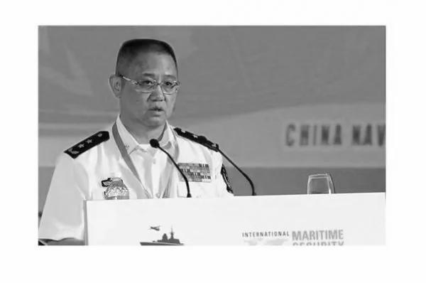 中共海军副司令蒋伟烈被卸职