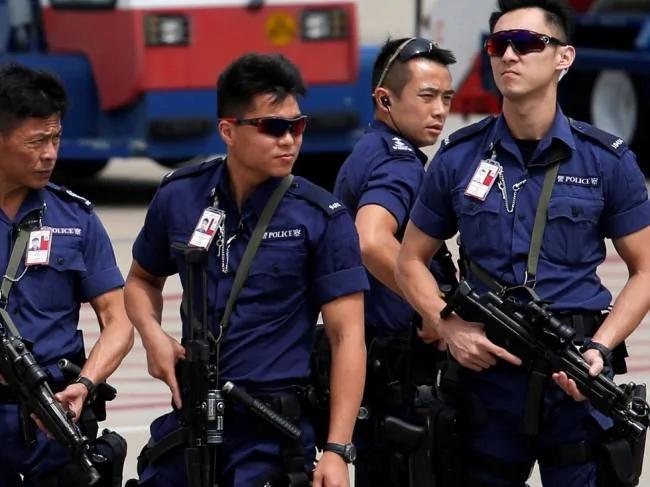 习近平访港警方如临大敌 巨资购装备 防江曾暗杀?