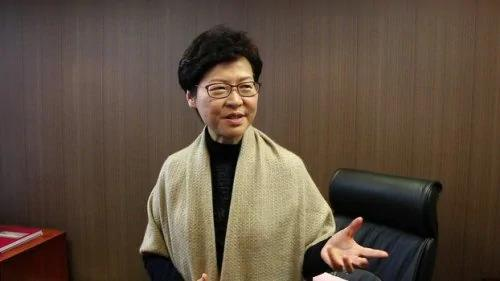 林鄭,香港核心?中共傀儡?