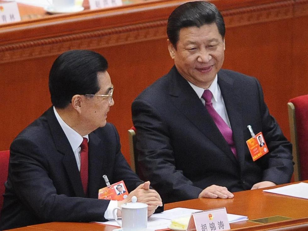 习近平报告一细节暗藏政治密码? 江泽民卖国条约引关注