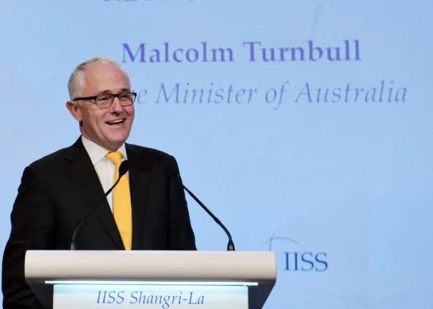 澳洲总理提中共威胁 呼吁控制北韩争取支持