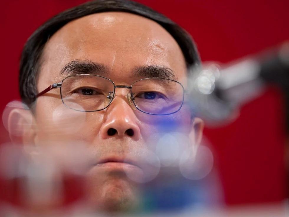中共十八大后15名省部级高官贪腐过亿