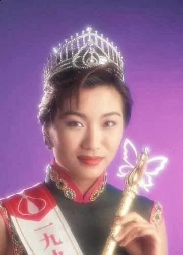 """她是""""最丑香港小姐"""" 却嫁了最帅男星方中信"""